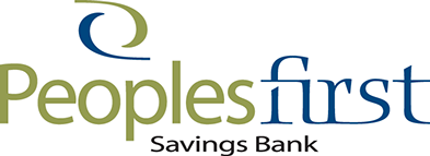 Image Description: Peoples First Savings Bank logo, View Peoples First Savings Bank home page
